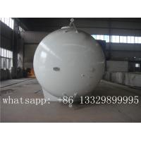 high quality  and best price LPG gas storage tanks manufacturer in China, China famous lpg gas pressure vessels supplier