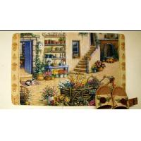 China Non-Skid Recycled Rubber Floor Carpet , Waterproof Bathroom Rubber Floor Mats on sale