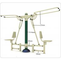 China KQ7159B Playground Fitness Equipment , Adults Or Kids Fitness Playground Use In Park wholesale