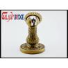 China Adjustable Furniture Magnetic Glass Door Stopper Egypt Style Pattern Door Catcher wholesale