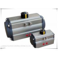 Buy cheap Butterfly valve pneumatic actuator with dual piston rack and pinion from wholesalers