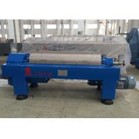 China Solid Bowl Decanter Centrifuge Speed Drum 4200 R/Min For Liquid Clarification wholesale