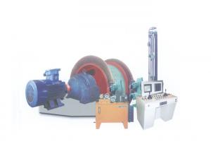 China Transport Length 366m 315KW Electric Lifting Winch Machine wholesale