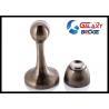 China Zinc Alloy Decorative Floor Door Stoppers  Customized Door Catcher Anti Copper Magnetic Type wholesale