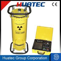 China Directional radiation X-ray flaw detector XXQ-3005 glass x-ray tube max penetration 50mm wholesale