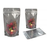 Buy cheap Transparent 2oz Compostable Plastic Pouch Packaging Moisture Proof Non - Leakage from wholesalers