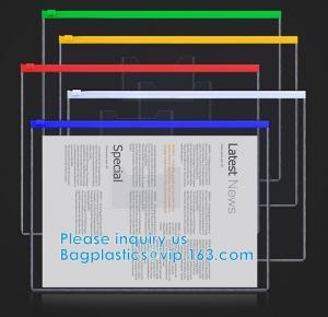Buy cheap Biodegradable Slider Zipper Vinyl Ziplock Bag Slider Zipper Beach Vinyl Toiletry from wholesalers