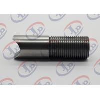 China Iron Hollow Bolt Metal Machined Parts CNC Milling With M18 Screw Thread wholesale