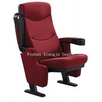 China Folding Comfortable Theatre Seating Chairs / Movie Theater Chairs wholesale