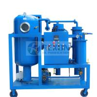 Multi Functional Lubricating Oil Purifier 3000LP With Touch Screen / Dynamical Display