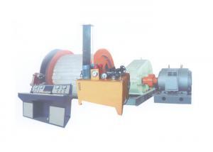 China 132KW Reel Diameter 1.6m Width 1.2m Construction Winch Machine wholesale