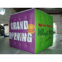 China 2m Inflatable Cube Balloon wholesale