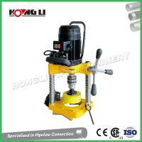 China Induction Type Electric Hole Saw Cutter Machine Tool Up To 4 Stainless Pipe wholesale
