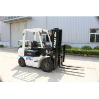 Buy cheap Hydraulic Transmission Shipping Container Forklift Lifting Equipment Solid Tire from wholesalers