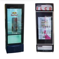 China Supermarket Transparent Lcd Screen For Cold Drink Frigerator Display wholesale