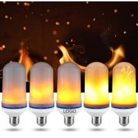 China LED Flame Bulb 5W flame bulb table LED flicker flame candle light bulb warm color led flame bulb for decroation wholesale