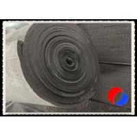 Buy cheap Soft Graphite 12MM Thickness PAN Based Felt for Industry Furnaces from wholesalers