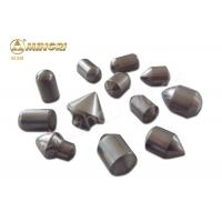 China YG6 Tungsten Carbide Drill Bits Teeth Buttons Tips for Rock Drilling Tool wholesale