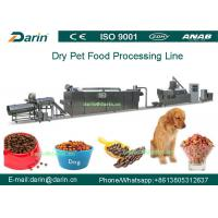China Popular And High Quality pet food machine / fish feed machinery wholesale