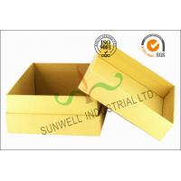 China Kraft Paper Custom Printed Corrugated Boxes For Beauty Product Packaging wholesale