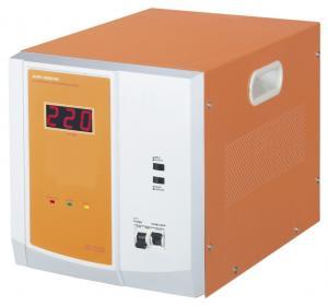 China Energy Saving AC Power Stabilizer , 1KVA Single Phase Voltage Stabilizer wholesale