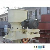 Buy cheap HST series Silica Sand Single Cylinder Hydraulic Cone Crusher 160 Kw Capacity 50 - 200 T / H from wholesalers