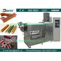 China Pop Nutritional Dog Food Extruder Snacks Manufacturing Machine wholesale