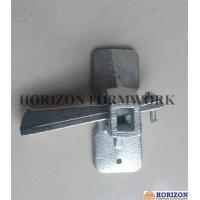 Buy cheap Cast Iron Cam Clamps 43x105mm Concrete Forming Accessories For Locking and Securing Formwork from wholesalers