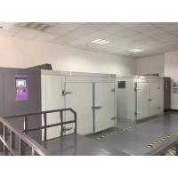 China Programmable Environmental Test Chamber , Touch Type Climatic Test Chamber wholesale
