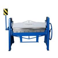 China Sheet metal manual folding machine wholesale