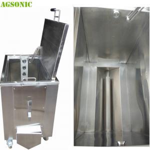 Buy cheap Aluminium Heated Soak Tank , Restaurant Soak Tank Clean Carbon FOG Fats Oils & Grease from wholesalers