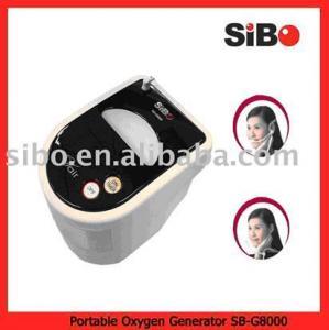 China mini oxygen facial set wholesale