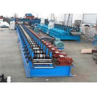 China High Speed C Channel Roll Forming Machine 35KW Galvanized Steel Passive Decoiler wholesale