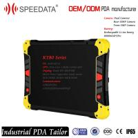China Two SIM Card USB Host Android8 Inch Tablet With 13.56Mhz NFC RFID Reader on sale