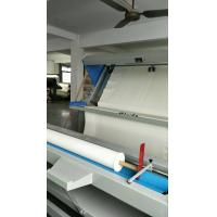 China Roll To Roll Fabric Checking Machine Wear Resistance Low Noise 1.5kw Power wholesale