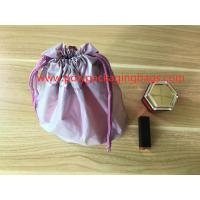 China No print high-end fashion cpe ladies storage carry-on small gifts small items packaging rope bag wholesale