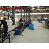 Buy cheap PLC Control system solar strut roll forming machine from wholesalers