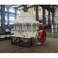 Buy cheap Sand Making / Quarry  Spring Cone Crusher AC Motor Diversity Crushing Chamber from wholesalers