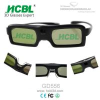 China Colorful PC Frame Active Shutter 3D Glasses For Sony / Samsung / LG / PANASONIC 3D TVS wholesale