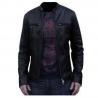 China S M L XL custom Fashion Cowhide mens sheep skin leather jacket coat wholesale