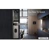 Buy cheap Class C Biometric Door Lock / Fingerprint Door Lock For Home 100 Card from wholesalers
