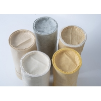 China Industrial Nomex Aramid Filter Bag Dust Collector Cement Filter Bag wholesale