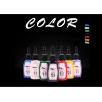China KURO SUMI Original Tattoo Ink , Multiple Colour Cosmetic Tattoo Ink 15ml / 0.5oz wholesale