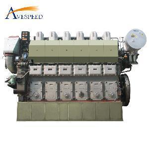 China 8N330-SN/3163KW Yanmar Marine Diesel Engine wholesale