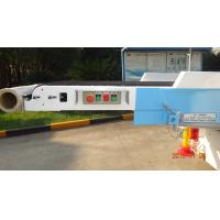 Quality Energy Saving Conveyor Belt Loader 30 M / Min Speed With Steering System for sale