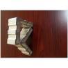 China Rigidity Industrial Aluminium Profiles With Mill Finish / Sandblast Normal Length 6m wholesale
