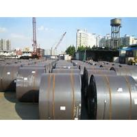 China Thickness 3 - 16mm HR Steel Coil , Black Surface Hot Rolled Steel Sheet Coil wholesale