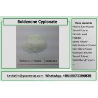 China Pharmaceutical Boldenone Steroid Raw Boldenone Cypionate For Bodybuilding 106505-90-2 on sale