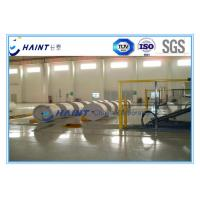 China Industrial Paper Roll Handling Equipment With Retractable Sectional Stopper wholesale
