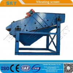 China ZSG High Efficiency Heavy 9m² Vibratory Screen on sale